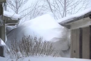 Photos: Scenes from North Iowa Snowstorms