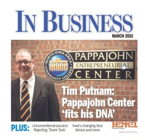 In Business - March 2015