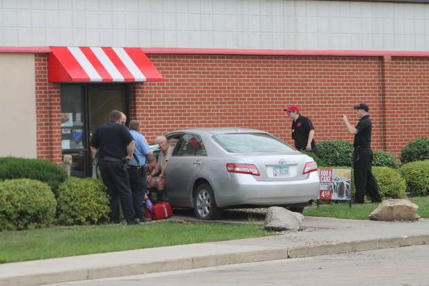 KFC crash