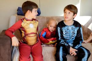 Northwood asks residents to have second Halloween for sick child