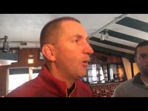 Iowa State AD Jamie Pollard talks Hoiberg