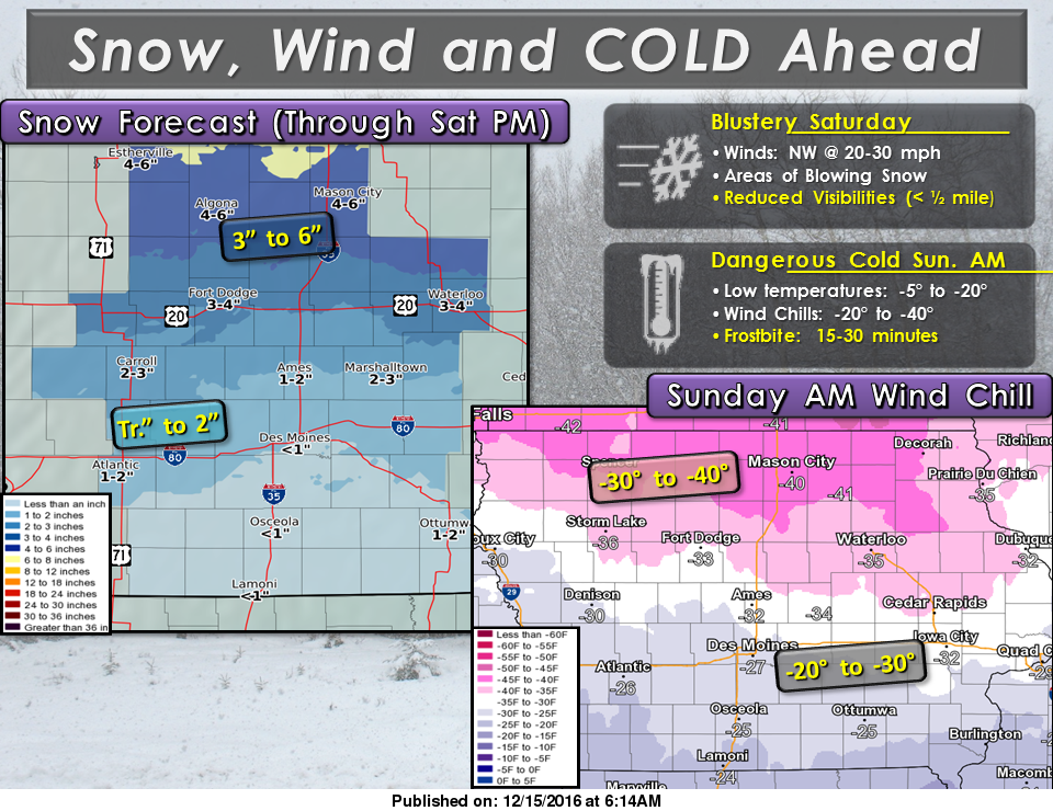 weather  winter storm warning issued for mason city
