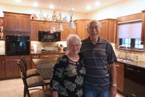 Home helps couple transition from country to city living