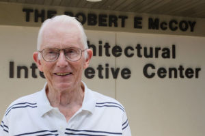 Architecture Center renamed for McCoy