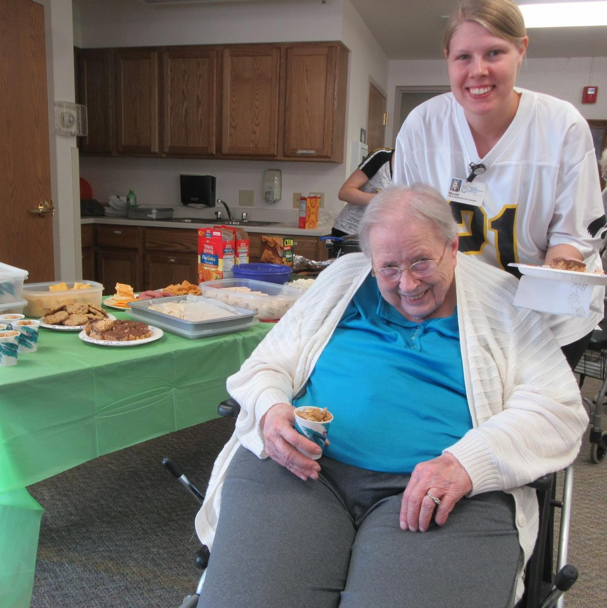 News Gazette Nursing Home S