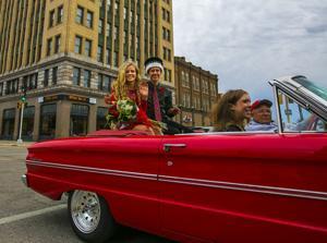 Photos: Mason City High School Homecoming Parade