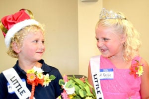 Pageants kick off Mitchell County Fair