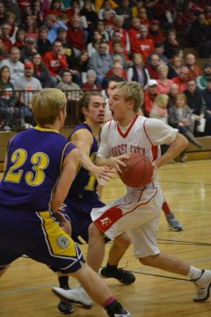 Photos: Forest City basketball vs. Lake Mills