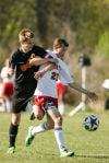 Mason City vs Iowa Falls-Alden boys soccer