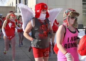 Cupid's Undie Run Photos