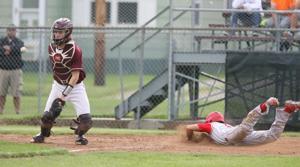Photos: Newman vs. Forest City Baseball