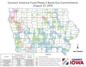 Rural Iowa to get broadband upgrades