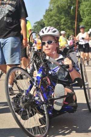 Adaptive Sports Iowa riders enjoy RAGBRAI