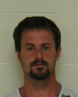 Man accused of domestic assault on Rockwell road
