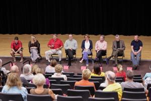 Mason City School Board candidate forum