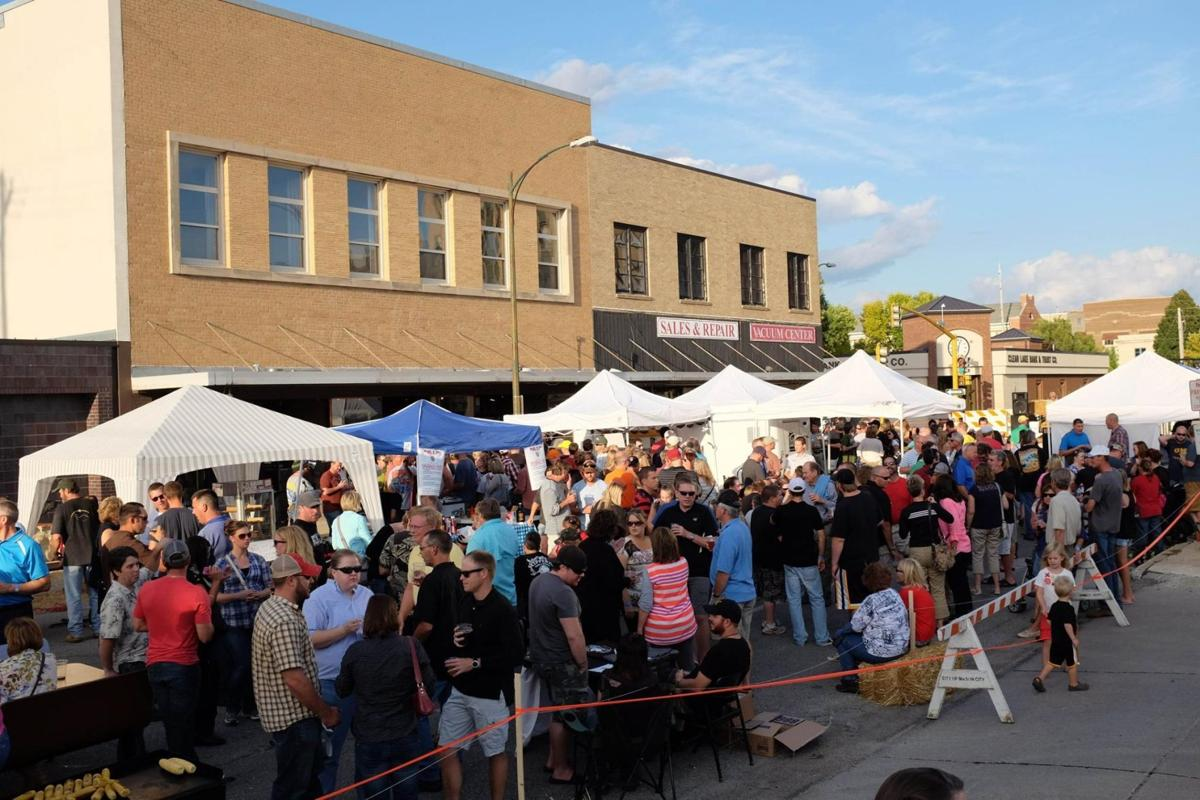 Craft breweries and vineyards serve up fine libations for Minnesota craft beer festival