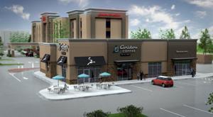 Caribou Coffee, Einstein Bros Bagel hybrid to open in Mason City