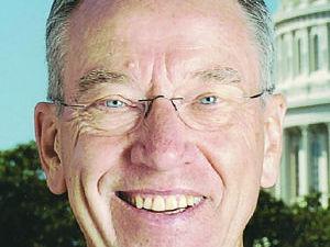 Grassley explores medical marijuana research