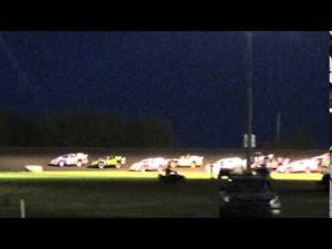 Sport Mod Nationals: Smith rollover