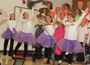 Photos: Forest City 3rd grade concert