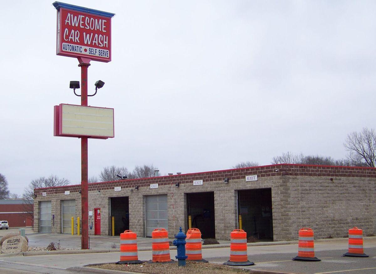 Mason City Iowa Car Wash