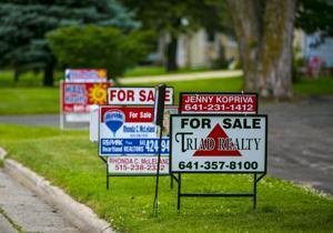 Housing market booming in North Iowa