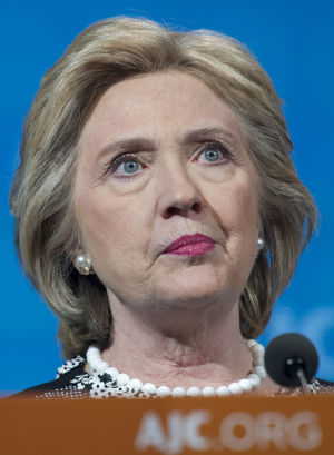Another poll shows Clinton with wide lead in Iowa