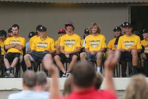 Clear Lake holds send-off for Lions