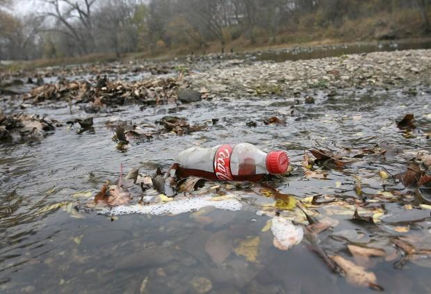 North Iowa Rivers Swollen With Trash Mason City Amp North