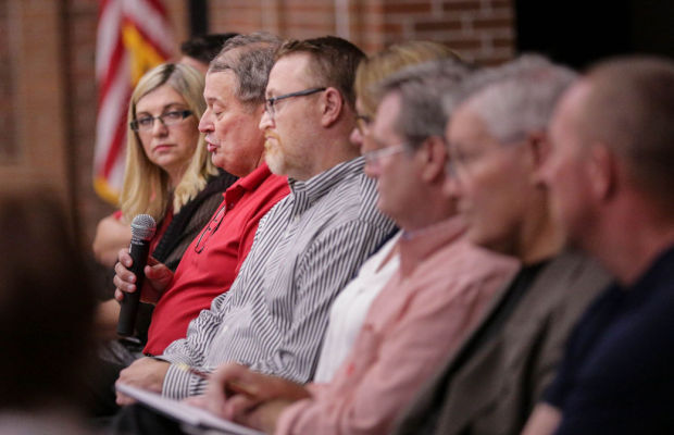 Mason City School Board candidates share views on education during forum