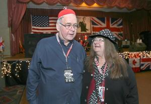 Fellowship and music the hallmarks of British Buddy Holly Luncheon
