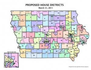 Branstad Will Sign New Iowa US District Maps