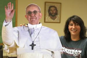 Mission for mercy: Mason City minister not ashamed of plans to 'stalk' pope on visit
