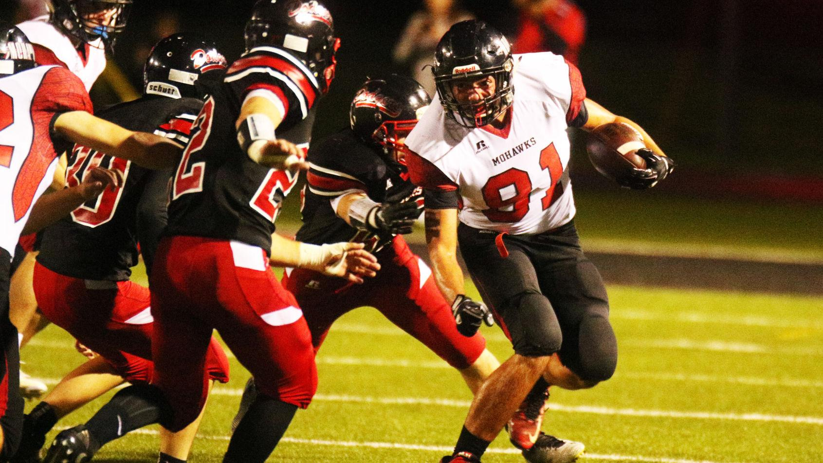 Photos Mason City At Fort Dodge Football North Iowa