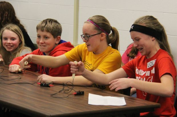 Students compete on book knowledge at Kanawha event