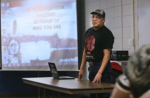 NIACC student seeks healing by participation in Dakota 38 ride