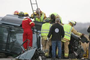 Fatal accident on Avenue of the Saints