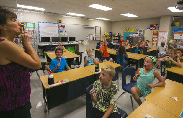 North Iowa students sent home early due to heat