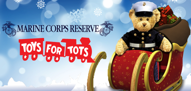 "Toys For Tots Usmc : Marine corps league announces ""toys for tots drive"