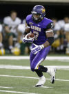 NFL representatives attend UNI's Pro Day for a look at David Johnson