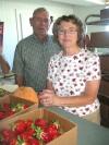 Furleigh strawberries