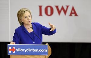 Clinton opposes Keystone XL pipeline