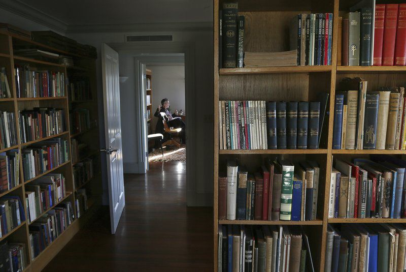 a new home for ralph mauds charles olson library