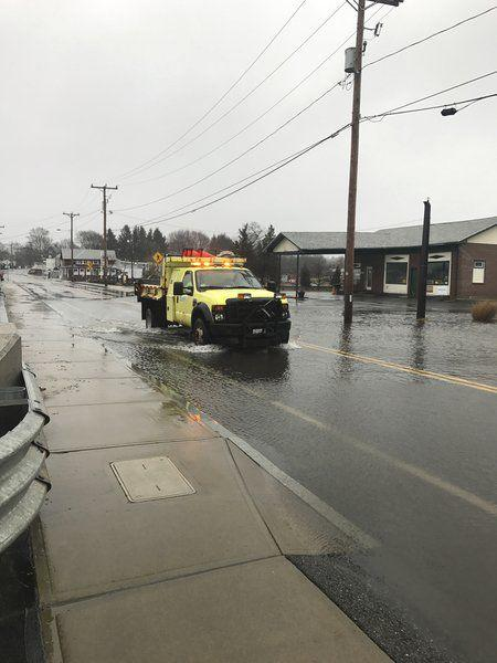 Flooding closes Essex Causeway | Local News ...