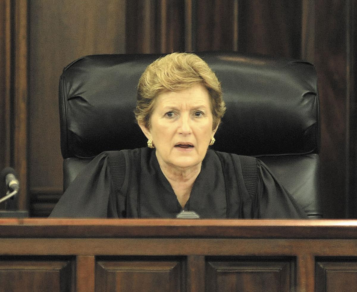 Amanda Williams in court in 2011.