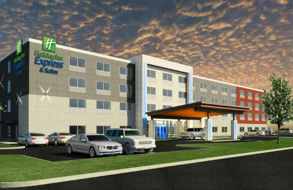 Growth at interstate brings new hotels