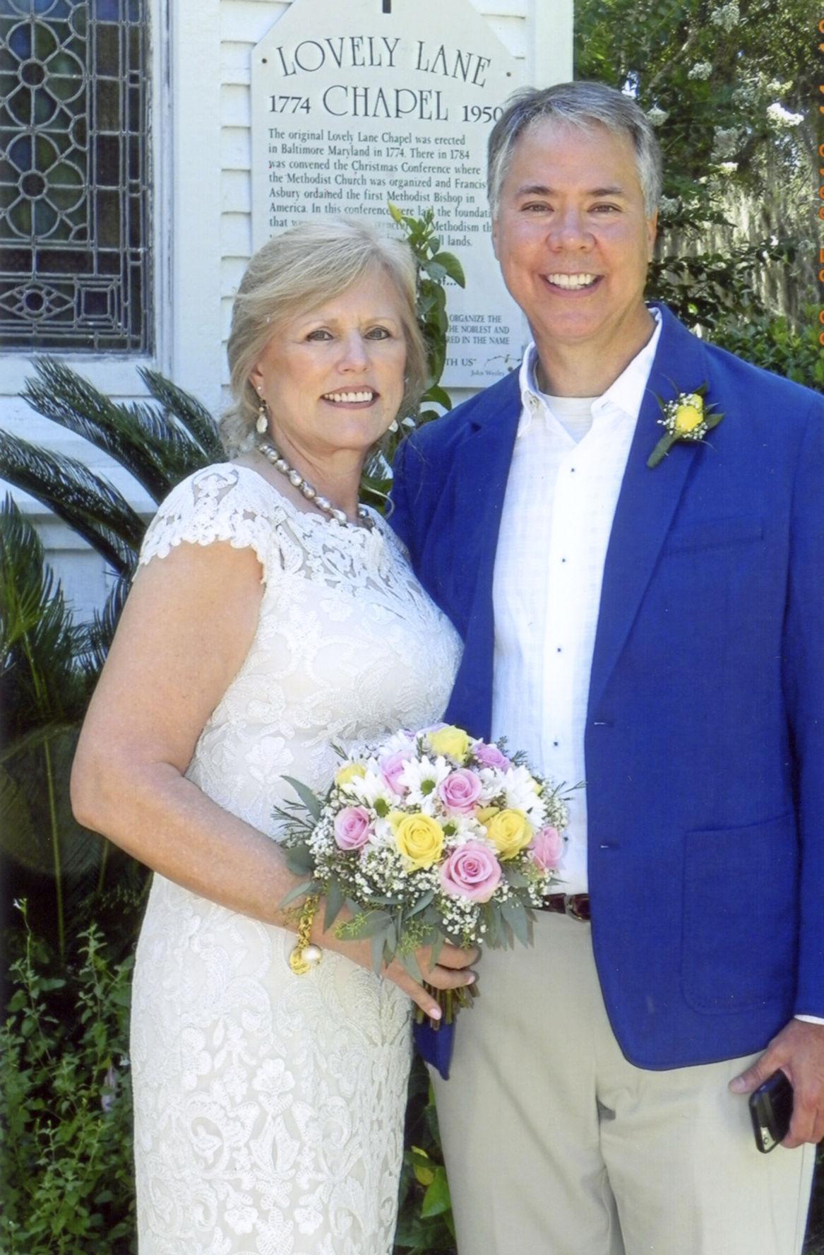 Patrick duncan wedding