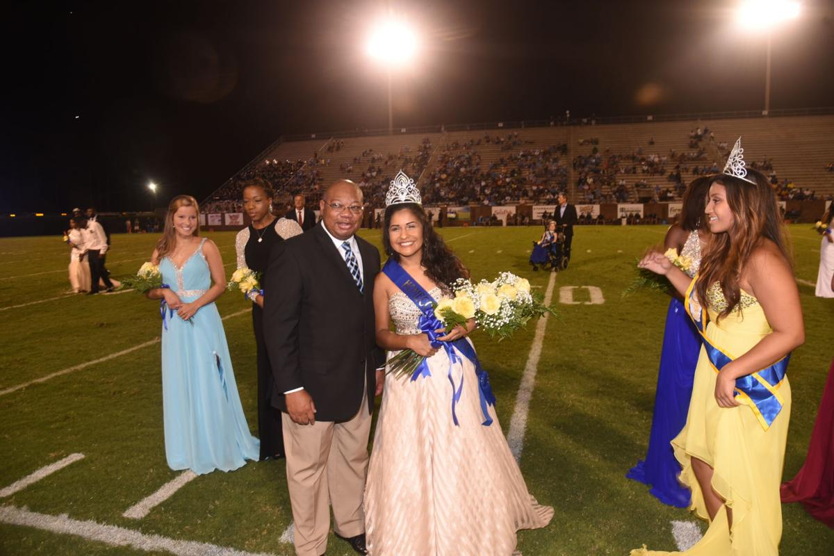 BHS homecoming queen ceremony37