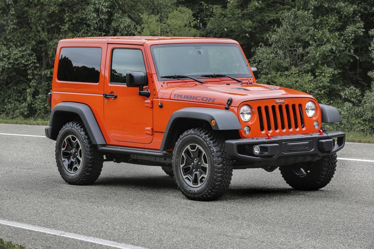 2017 Jeep® Wrangler Rubicon Hard Rock