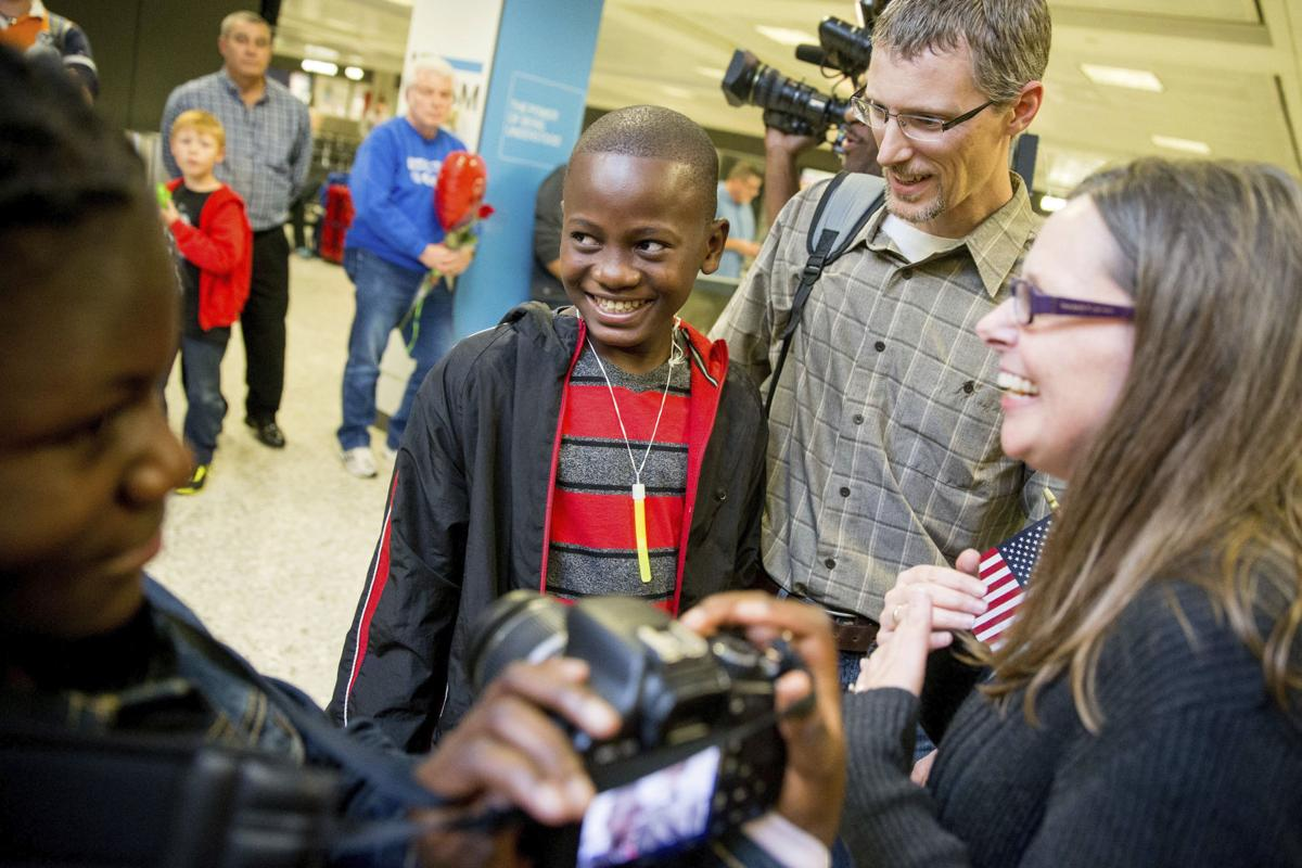 US Foreign Adoptions